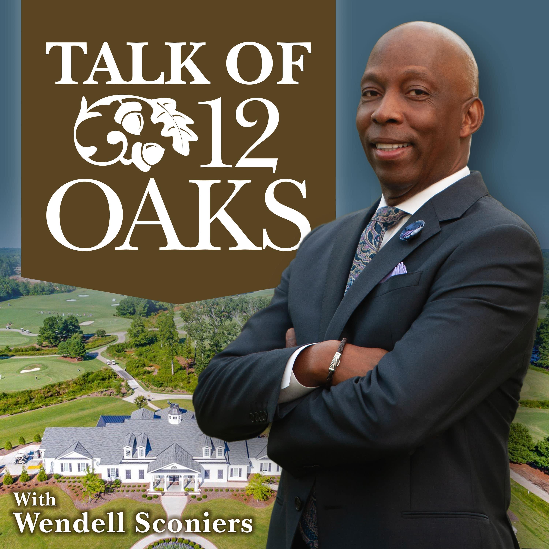 Talk Of 12 Oaks show art