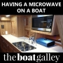 Artwork for Having a Microwave on a Boat