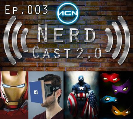 Nerdcast 2.0 Episode 003