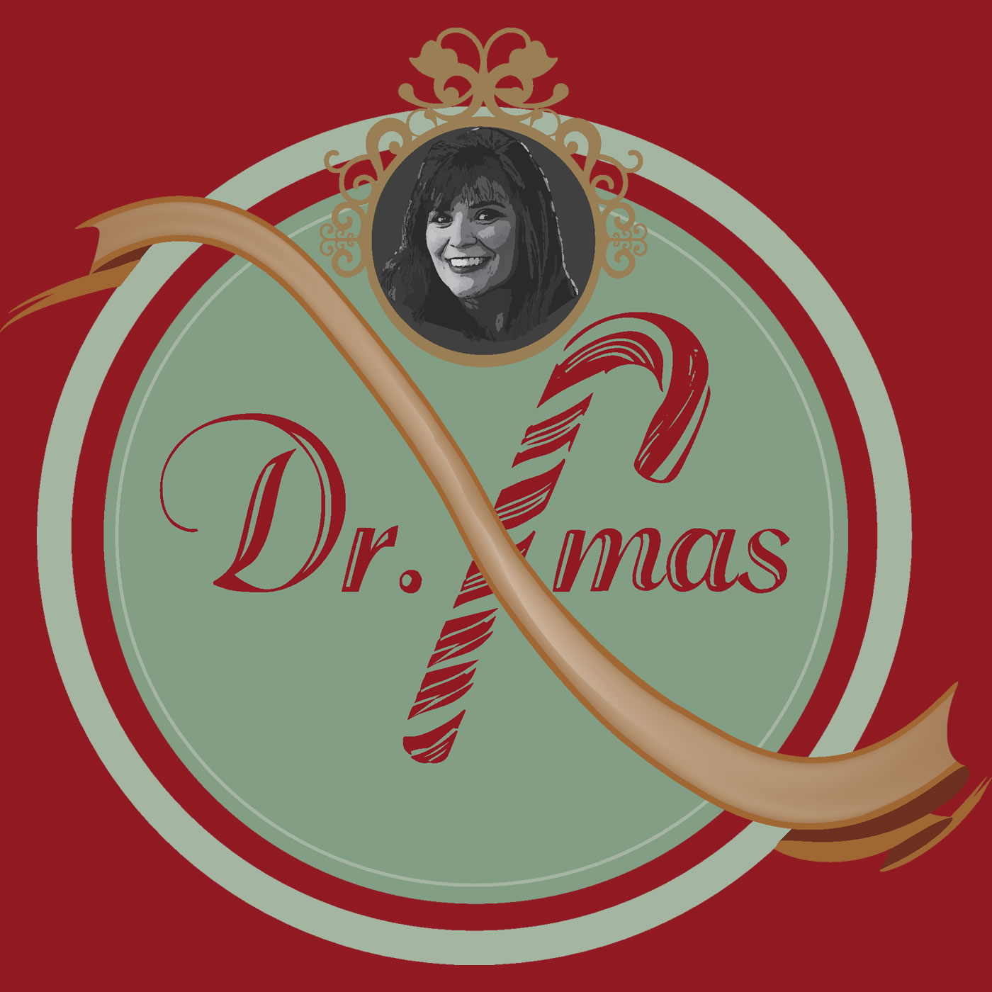 Artwork for Dr. Xmas: Episode 4 and Guest from Candy Cane Lane