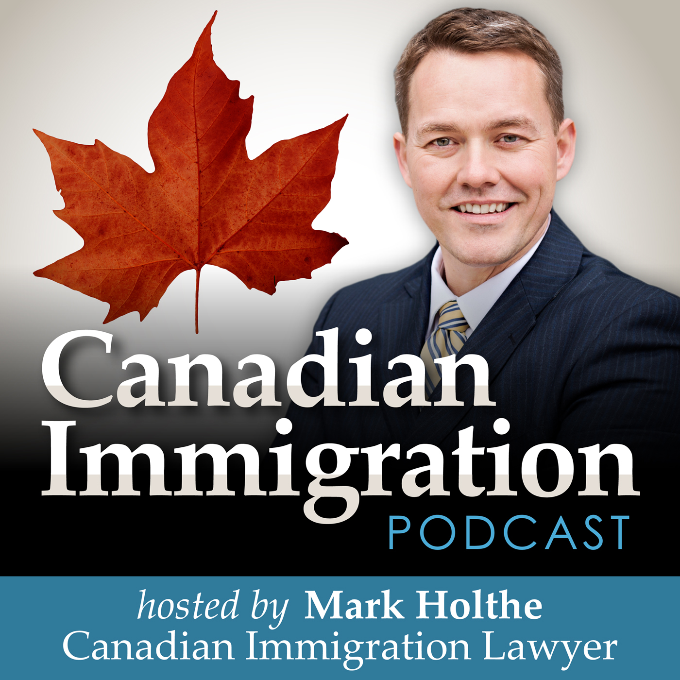 077: Canadian Business Immigration - The best options available with Jeffrey Lowe show art