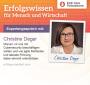 Artwork for Im Gespräch mit Christine Deger - Teil 2