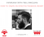 Artwork for LTBP #119 - Neil MacLean: How to Create An Effective Facebook Advert