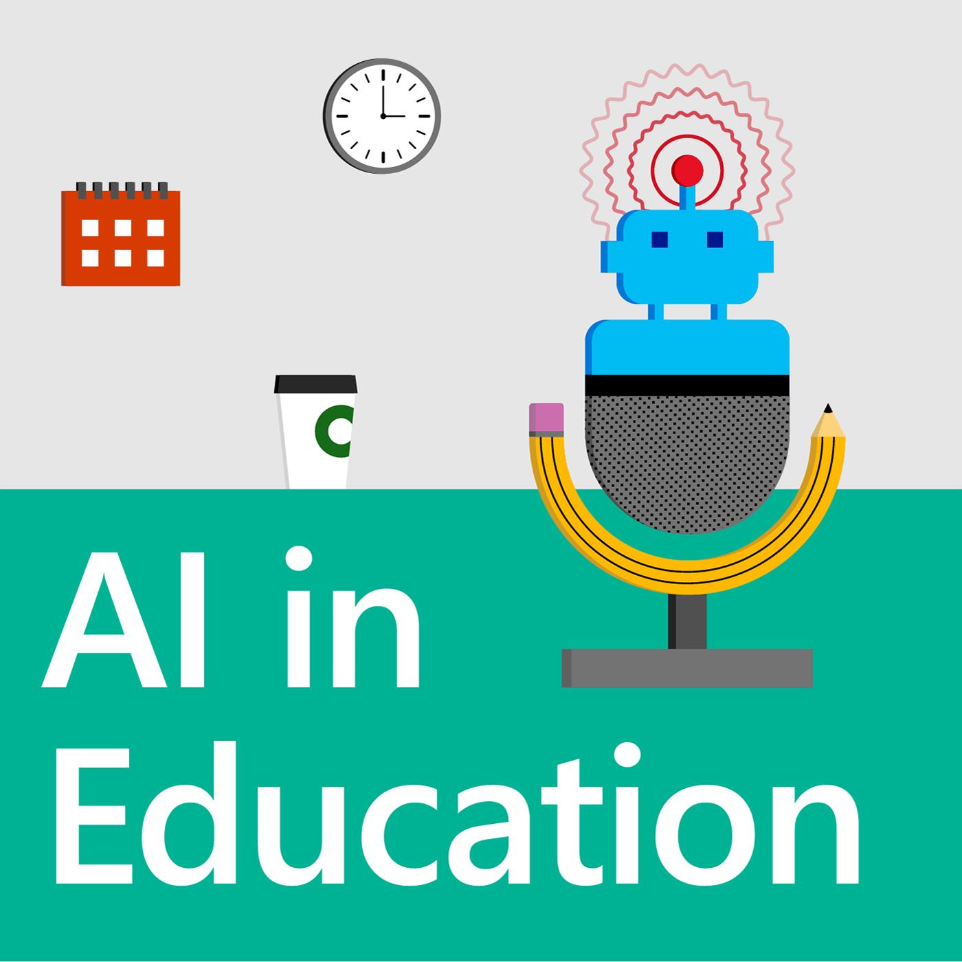 AI Education Podcast show art