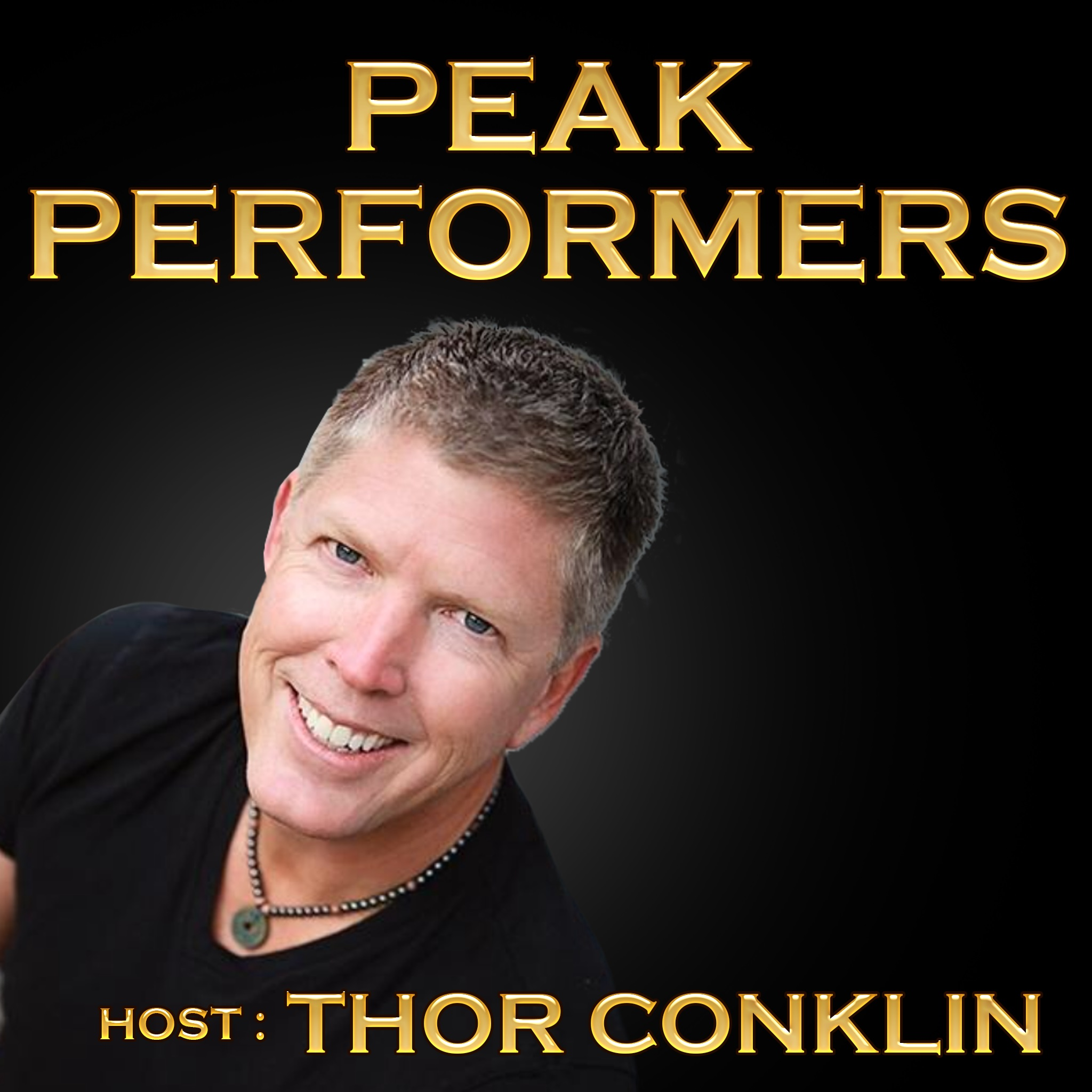 Peak Performers | Tools, Strategies & Psychology to Get Things Done  show art