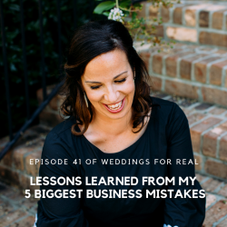 41: Lessons Learned from My 5 Biggest Business Mistakes