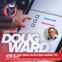 Artwork for Former Marine and Military Communications Expert Doug Ward | How is the 2020 Election Going to Play Out