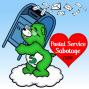 Artwork for CD220: Postal Service Sabotage