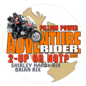 Pillion Power Shirley Hardy-Rix and Brian Rix - 2Up or Not?