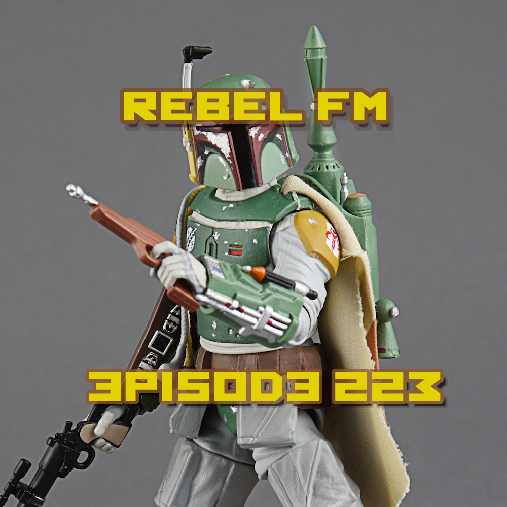 Rebel FM Episode 223 - 07/18/14