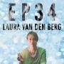 """Artwork for 34: Laura Van Den Berg & """"The Naked Eye"""""""