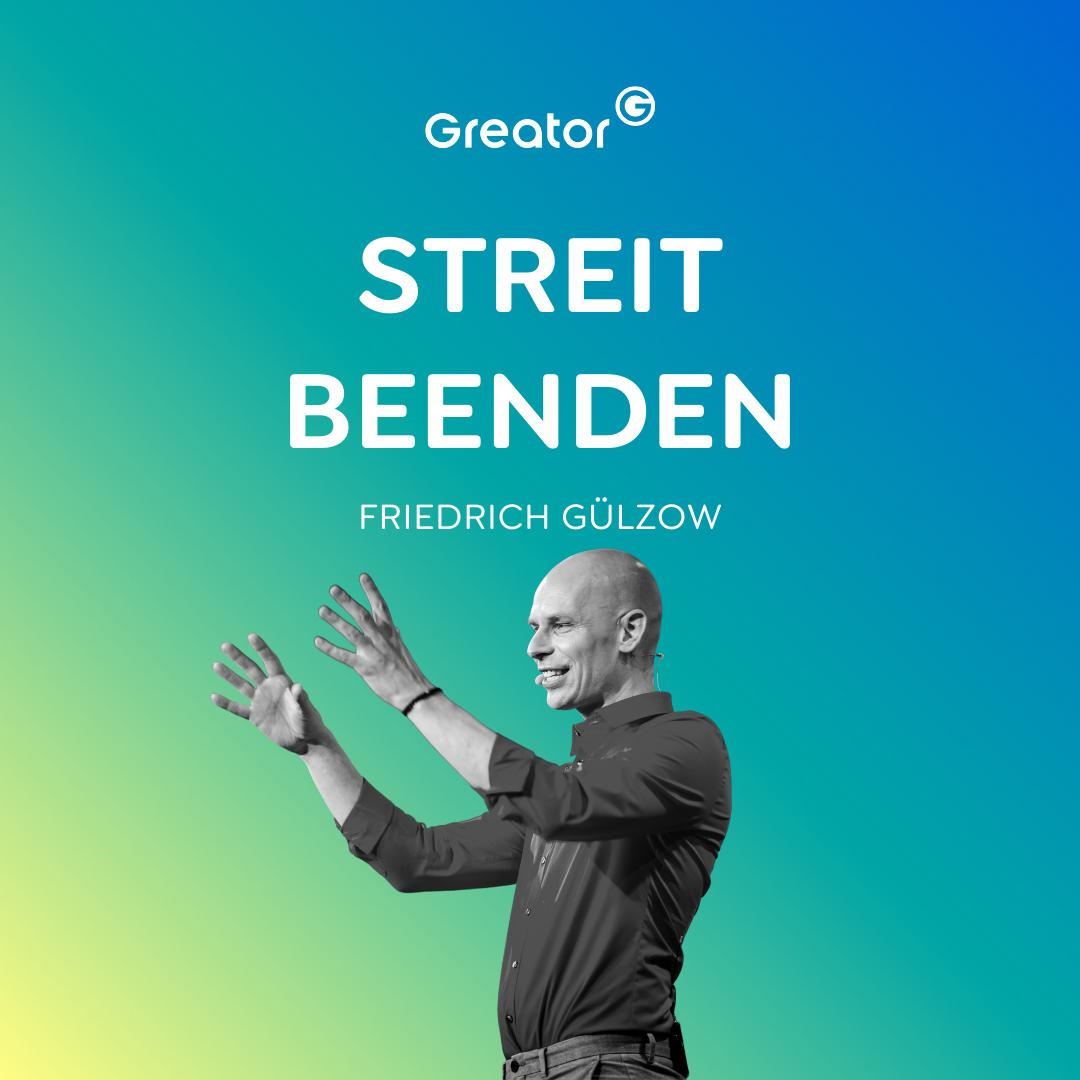 Konflikte lösen: 3 Tipps, um Lösungen in jedem Streit zu finden // Friedrich Gülzow