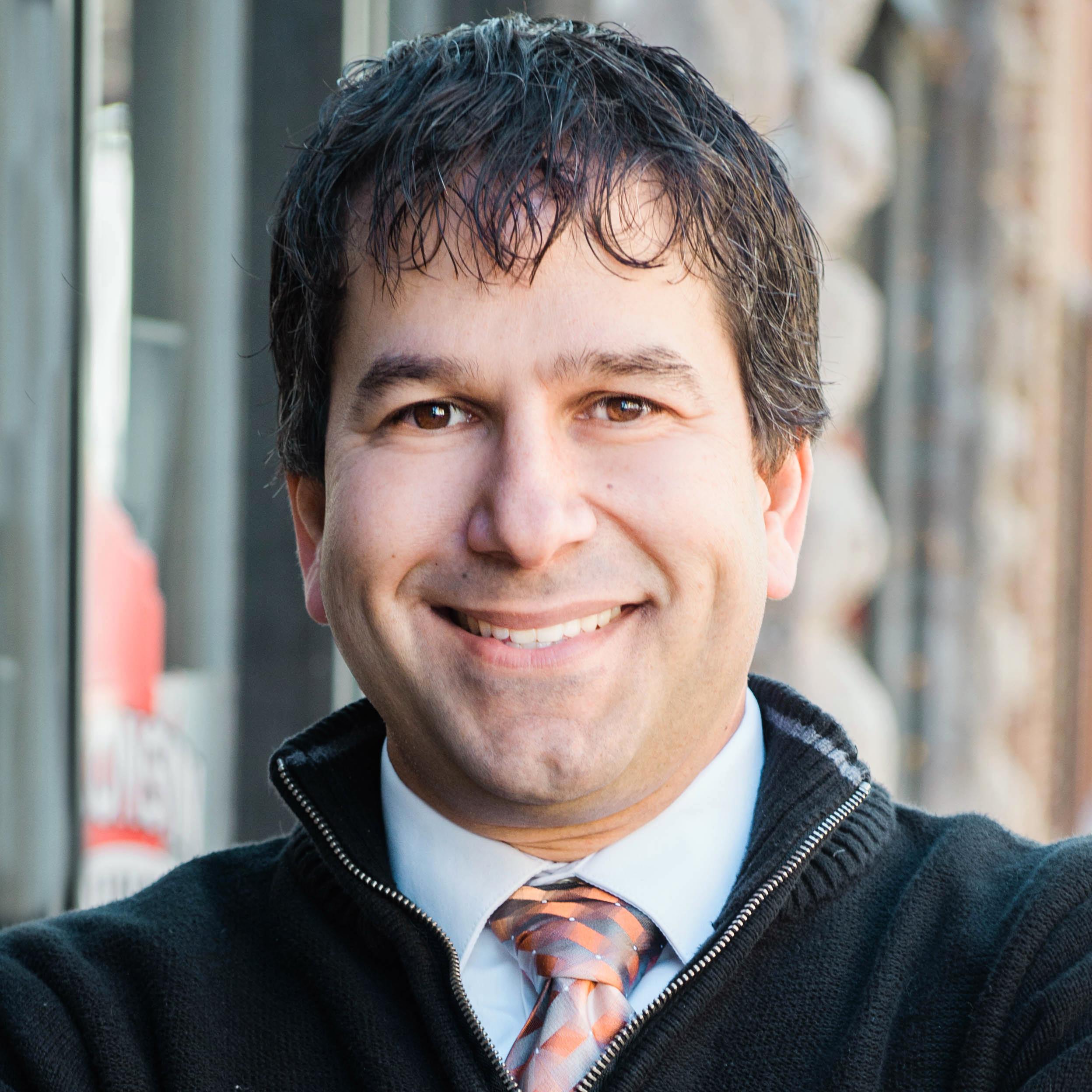 Host Tony Veroeven
