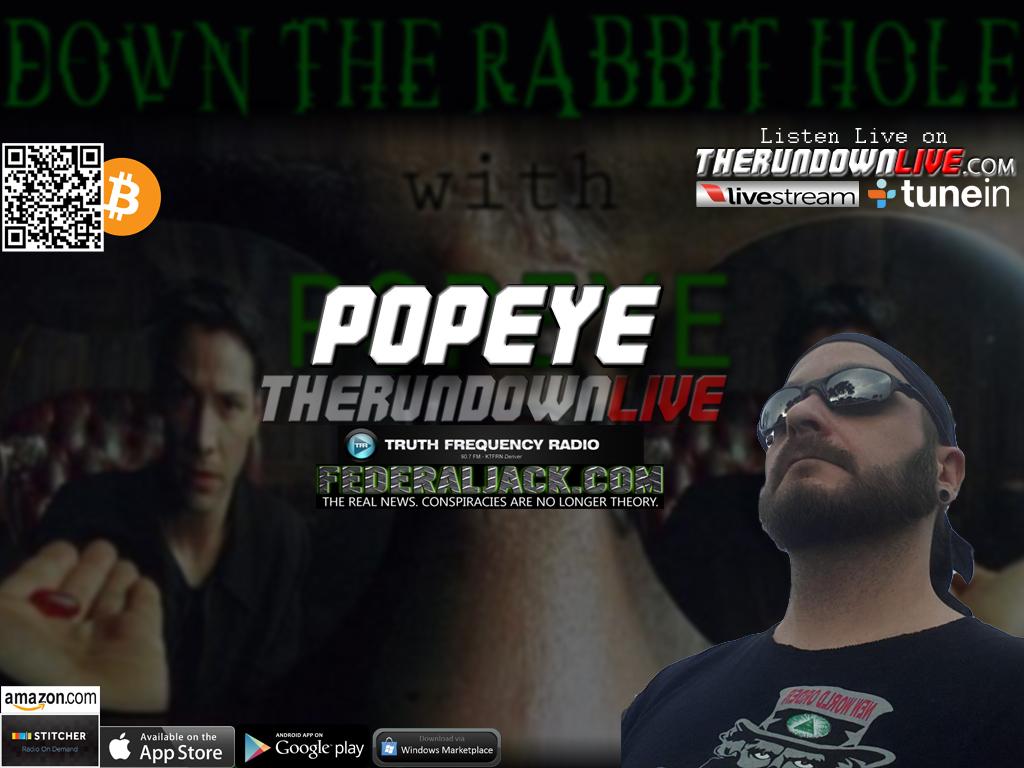 The Rundown Live #380 Popeye (Earth,FBI,Change)