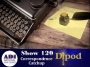 Artwork for Show 120 - Correspondence Catchup