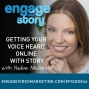 Artwork for EWS046: Getting Your Voice Heard Online with Story
