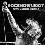 Artwork for ROCKNOWLEDGY EP45 - JESS MARGERA