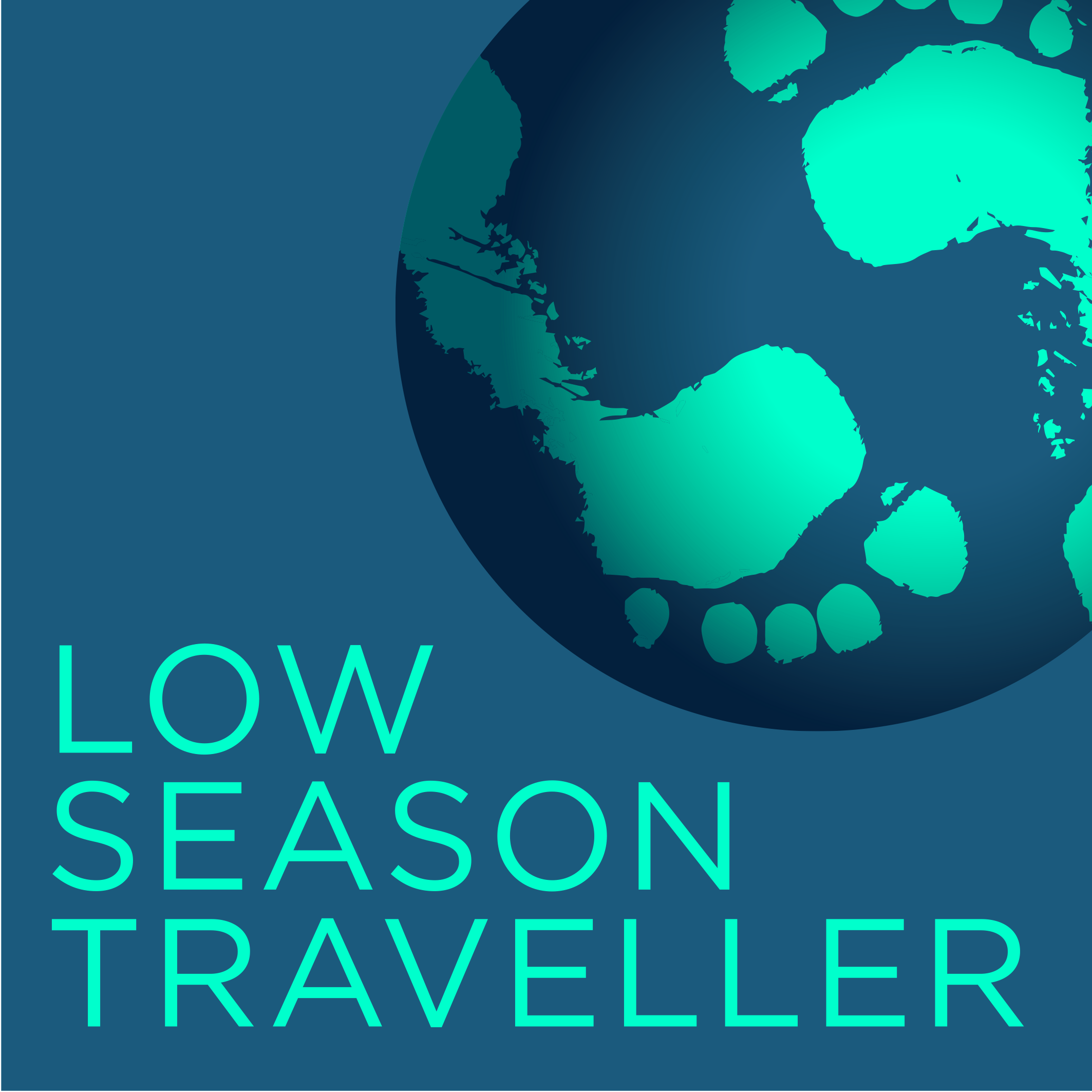 Low Season Traveller Insider Guides show art