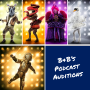 Artwork for BandBs Podcast Auditions 2 - Masked Singer Commentary