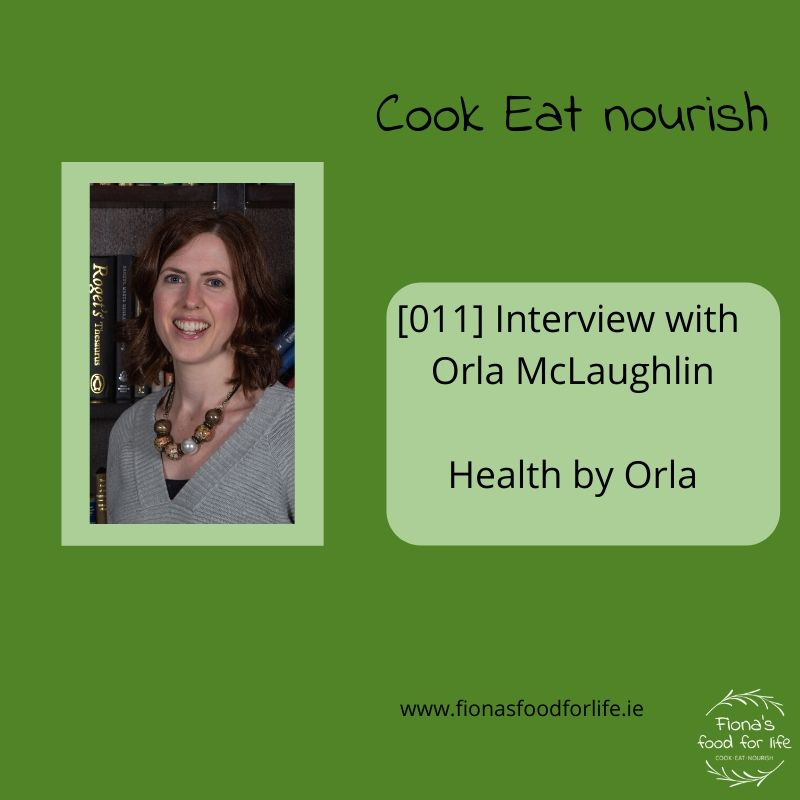 Interview with Orla McLaughlin