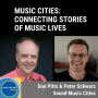 Artwork for Music Cities: Connecting Stories of Music Lives