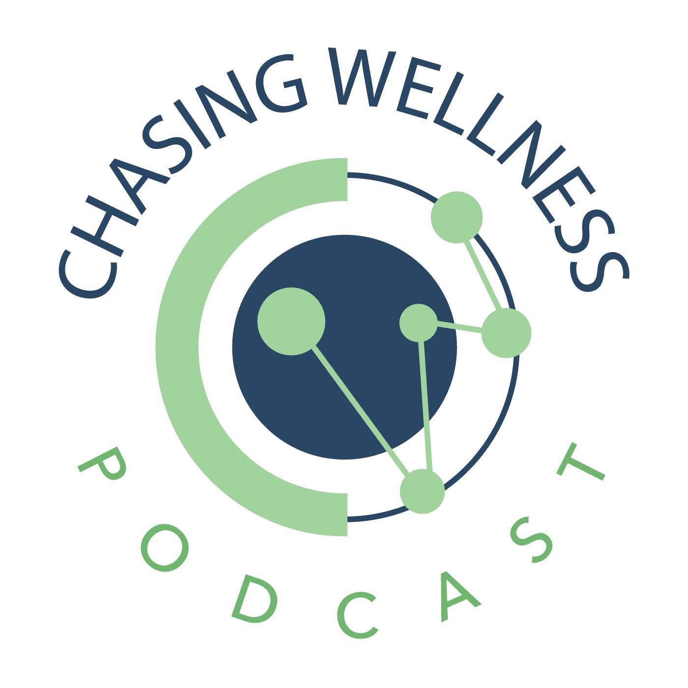 Chasing Wellness Podcast show art