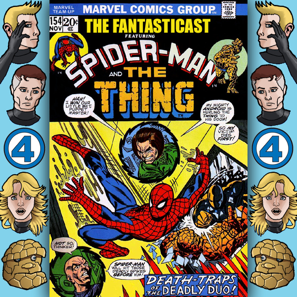 Episode 153: Marvel Team-Up #6 - As Those Who Will Not See!
