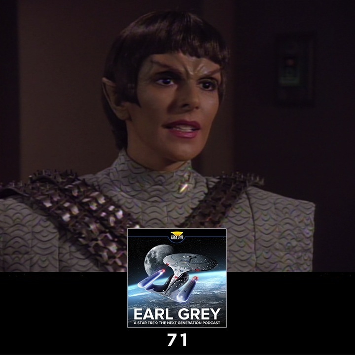 Earl Grey 71: What's She Doing On That Ship?