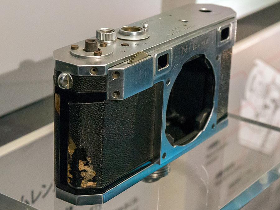 Nikon 1 prototype