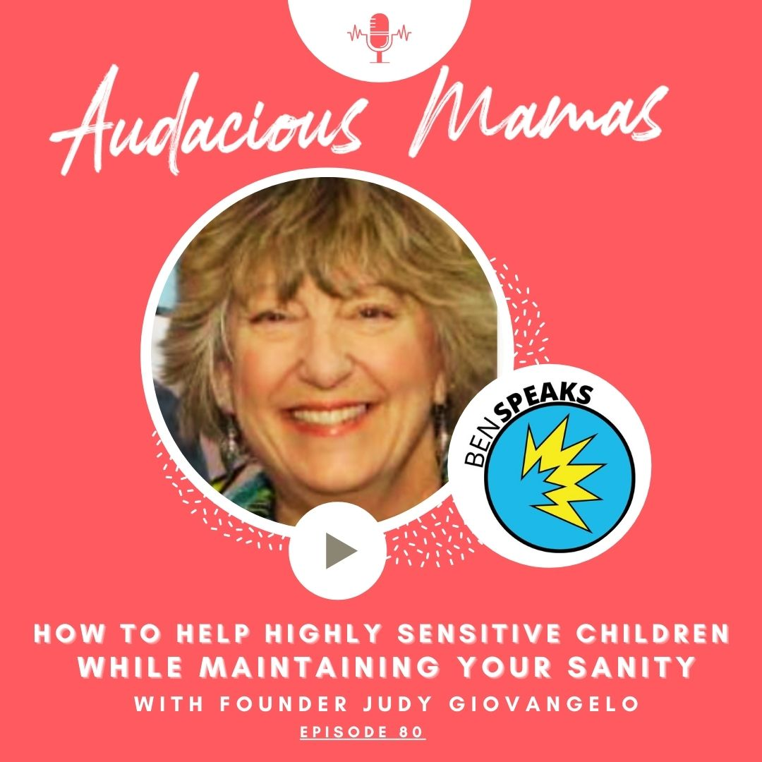 How to help highly sensitive children and maintain your sanity