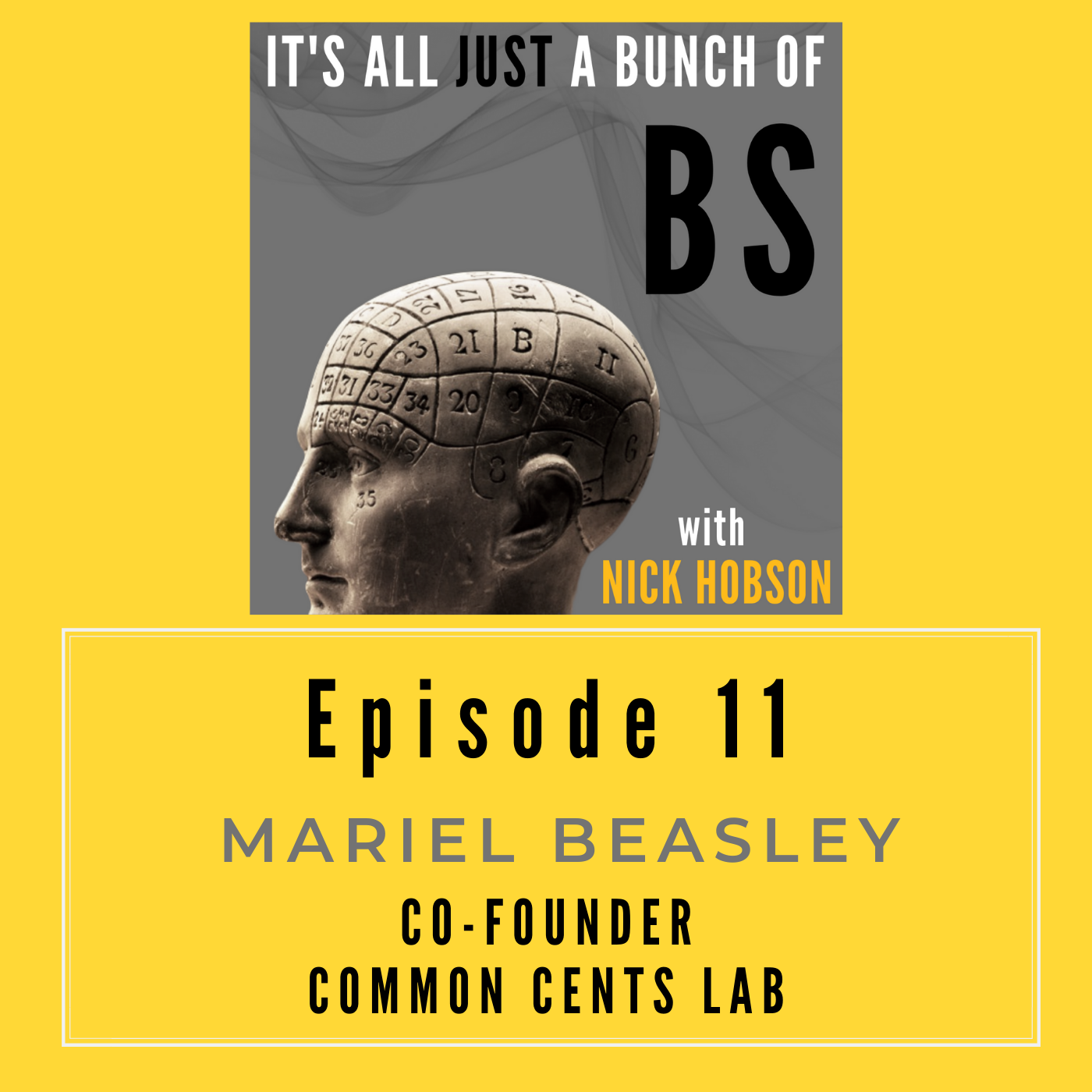 Episode 11 with MARIEL BEASLEY: Helping People Help Themselves, Matters of Libertarian Paternalism