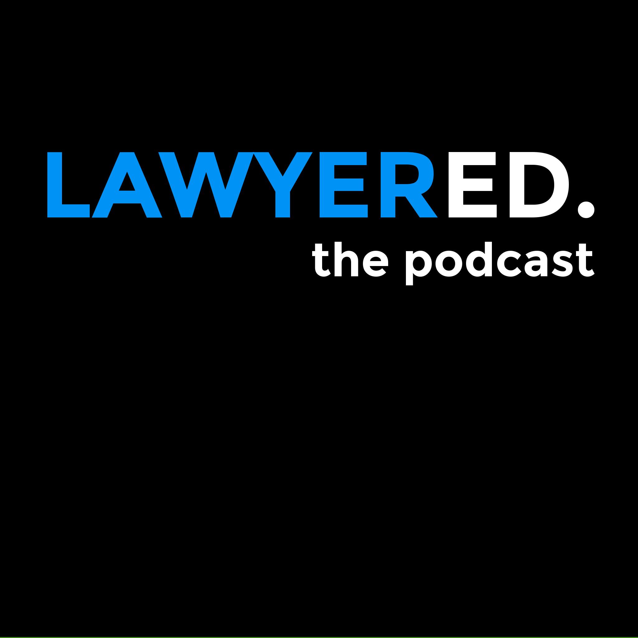 Lawyered show art