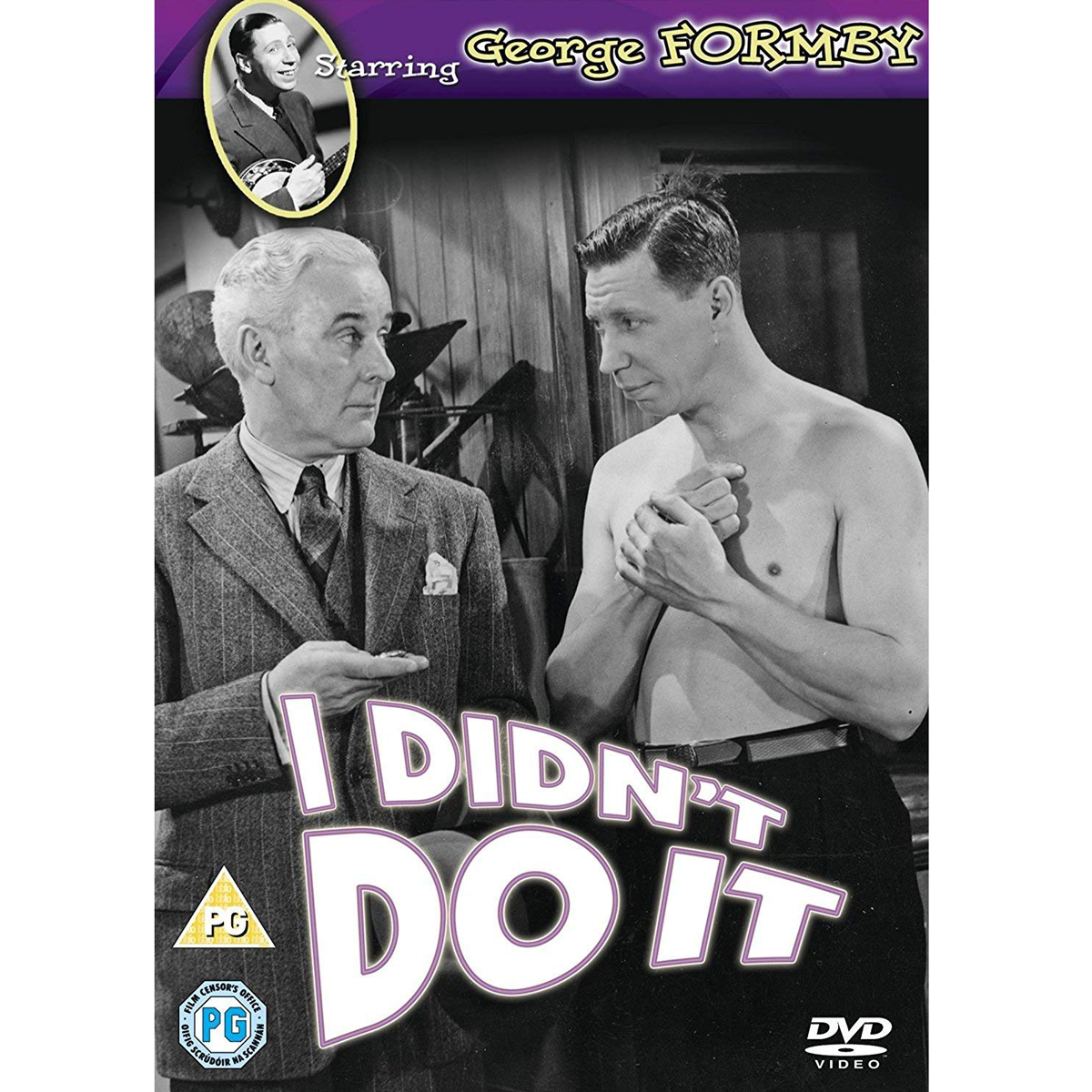 ISTYA I didnt do it 1945
