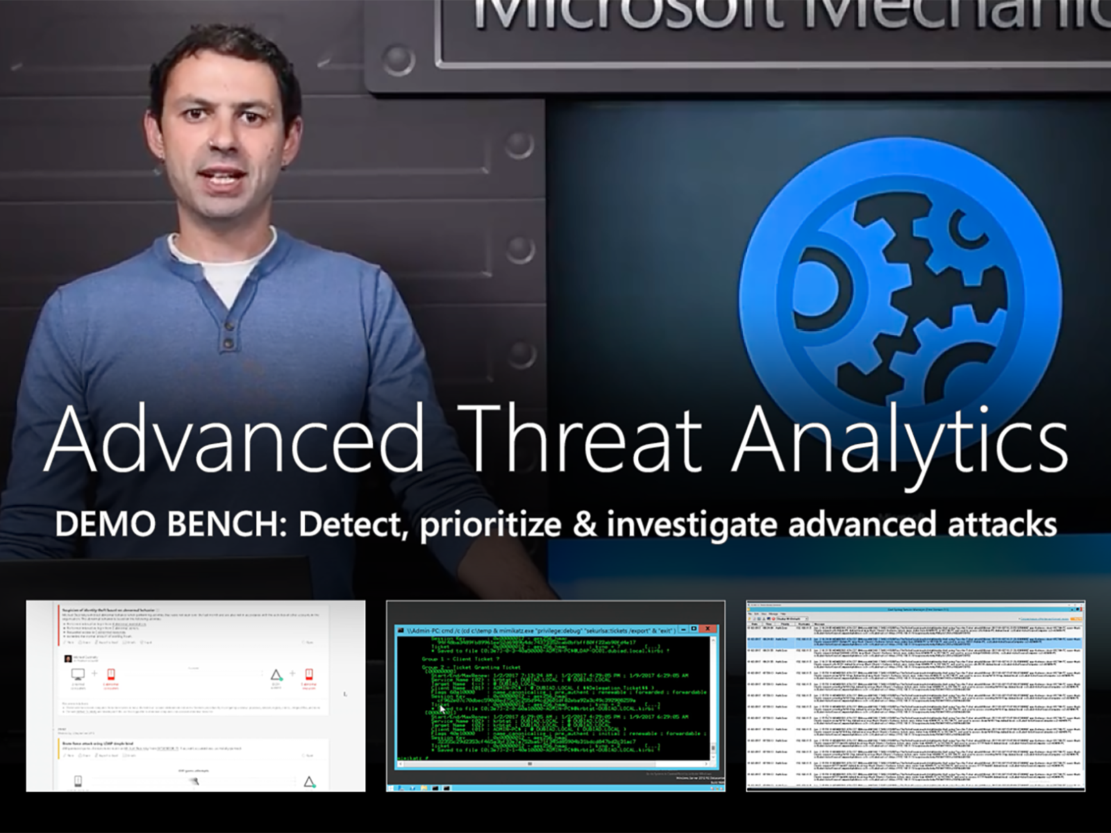 Artwork for Introducing Advanced Threat Analytics for your datacenter