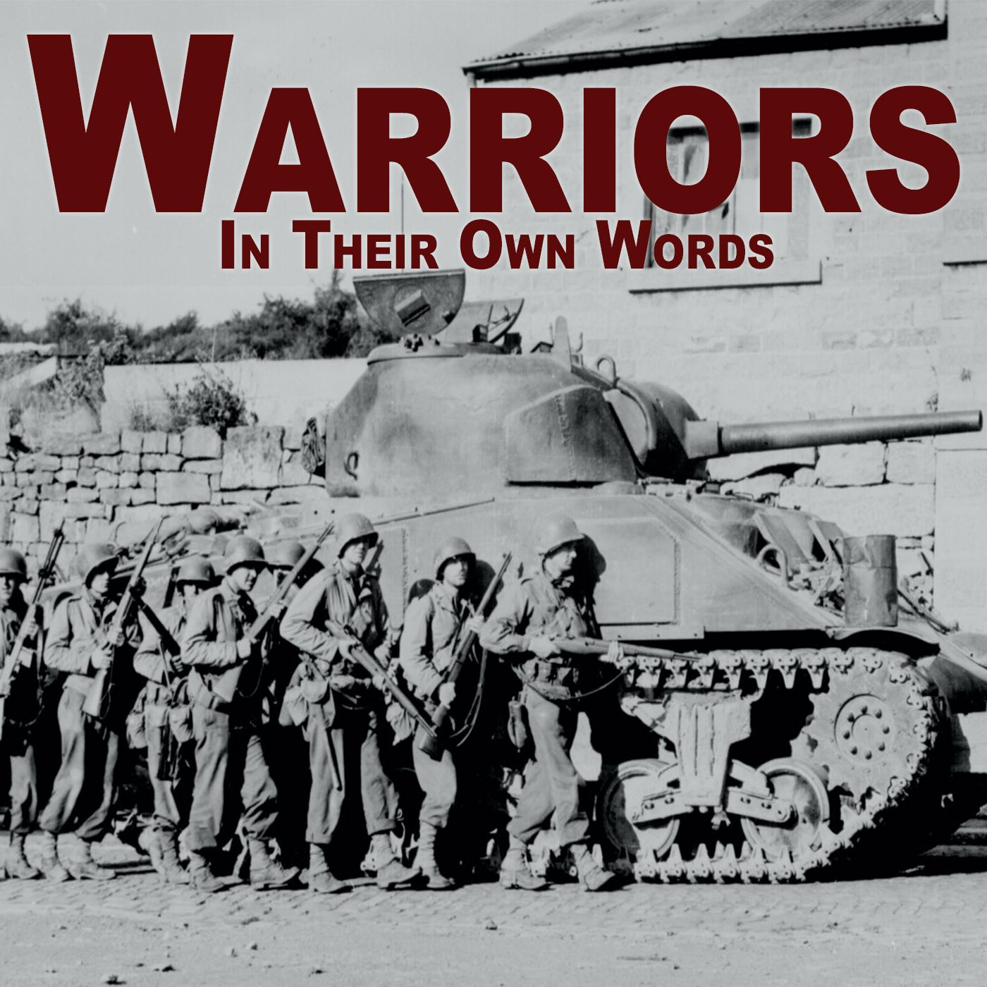 Warriors In Their Own Words | First Person War Stories show art