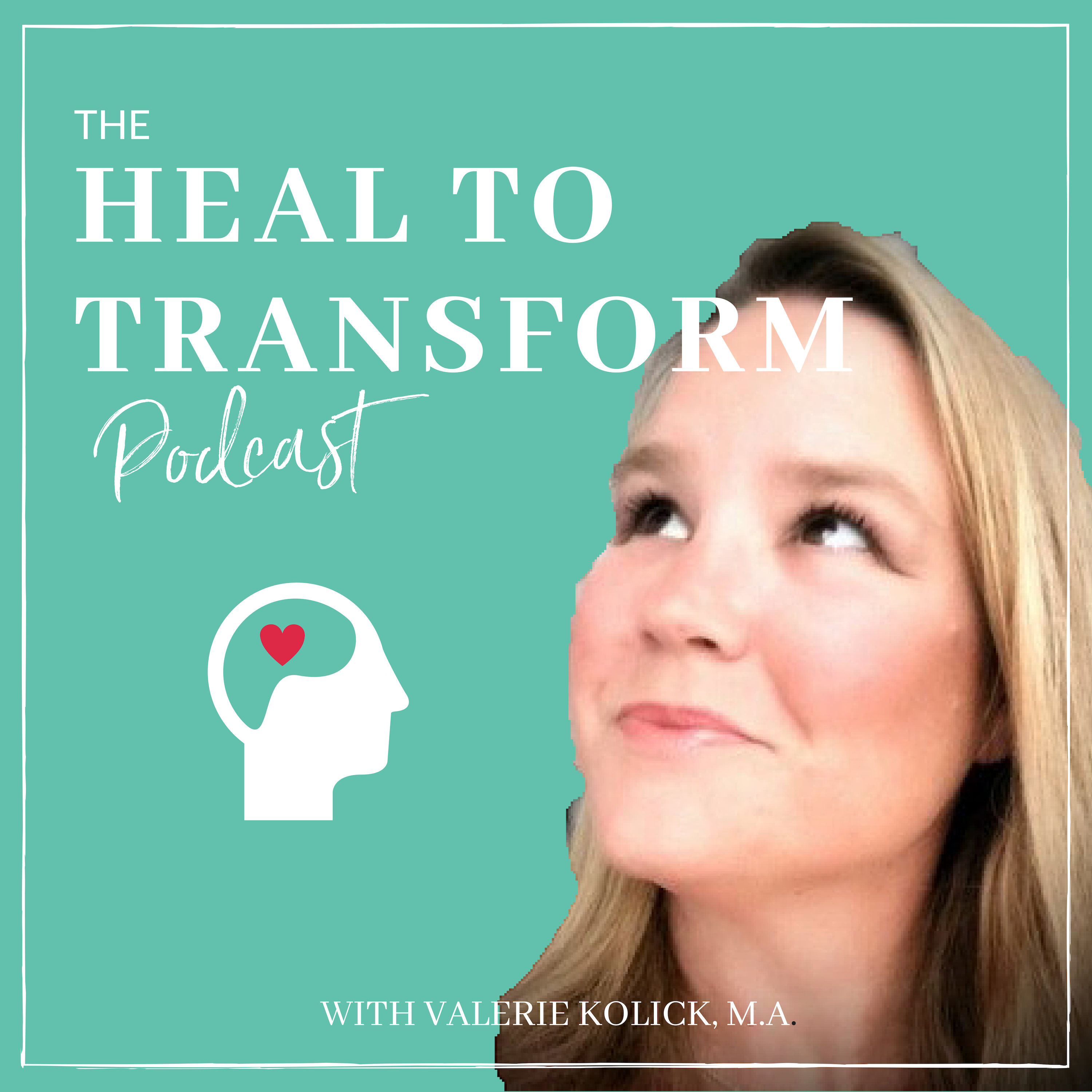 The Heal To Transform Podcast show art