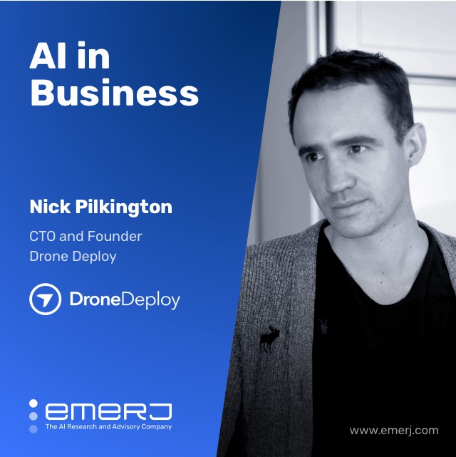Drones and AI for Industrial Equipment Inspection - with Nick Pilkington of Drone Deploy