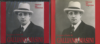 Galliano Masini  Part One
