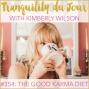 Artwork for Tranquility du Jour #354: The Good Karma Diet