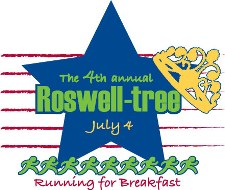 Race The Fat Guy At The Roswell-tree, His Favorite July 4th Fun Run