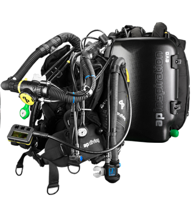 INSPIRATION CCR-Rebreather interview w/ Martin Parker.