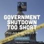 Artwork for Government Shutdown Too Short - TLF079