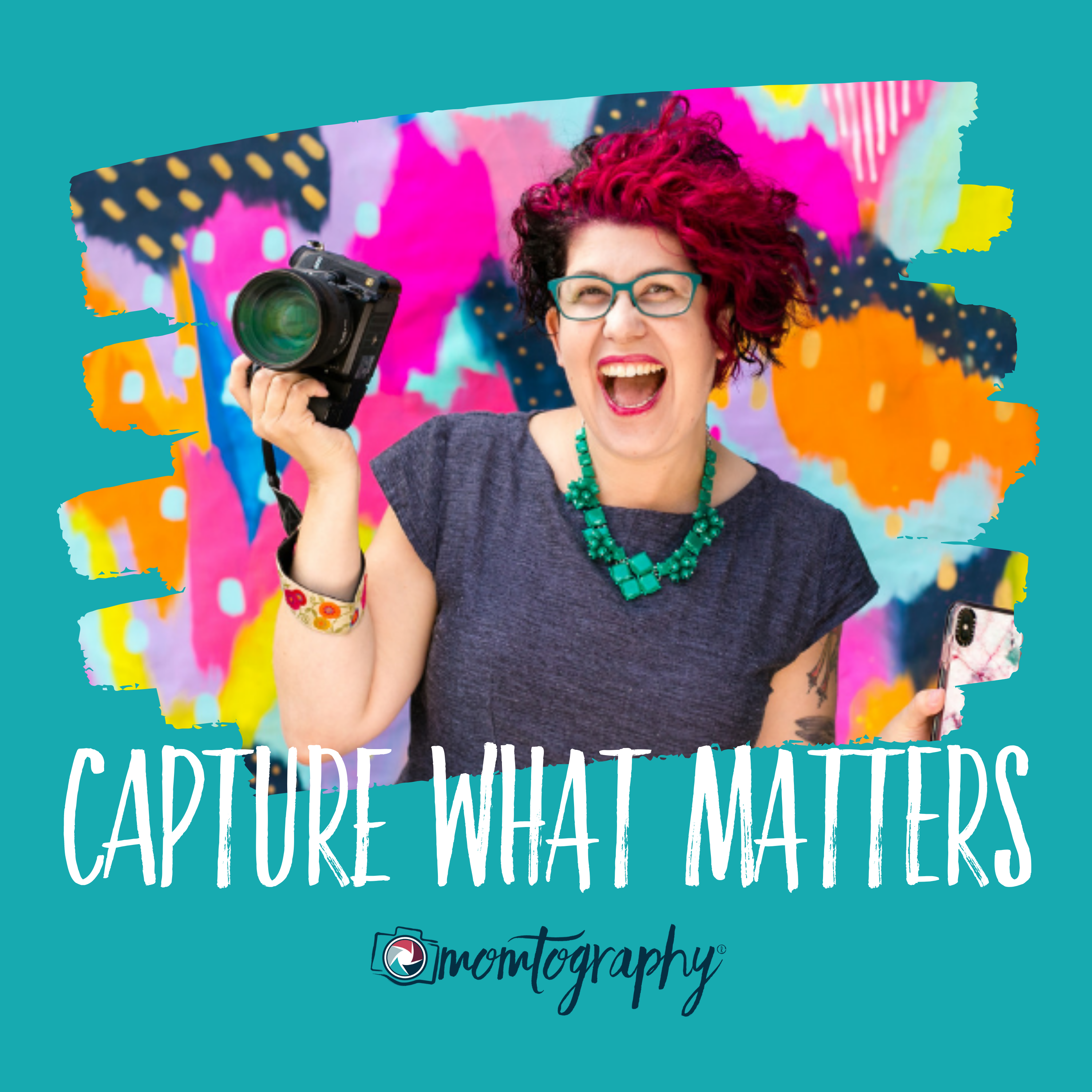 Capture What Matters show art