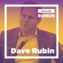 Artwork for Dave Rubin on Digital Media, Crowdfunding, and Comedy (Live)