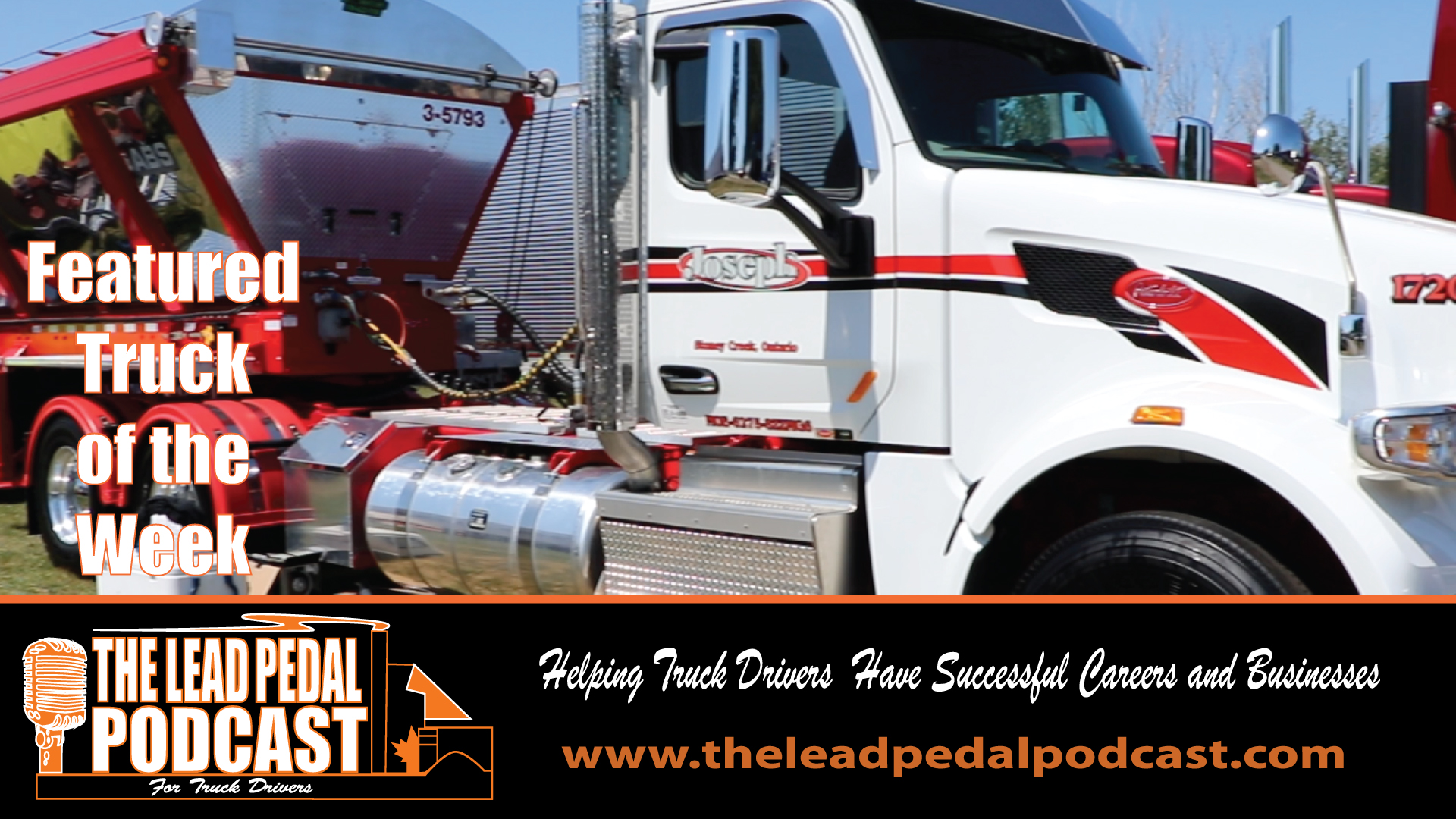 Featured Truck of the Week - 567 Stretched Peterbilt