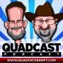 Artwork for #39 QuadCast Podcaster Frenzy @Nogrownups @AlmostAShow @NAPodcastUSA