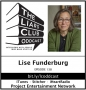 Artwork for The Liars Club Oddcast # 138 | Lise Funderburg, Nonfiction Author and Editor