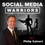 Artwork for 06 The Social Media Warriors Podcast