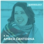 Artwork for On Coming Out with Amber Cantorna