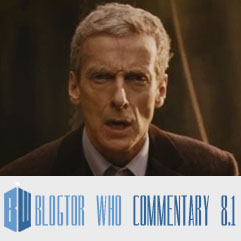 Doctor Who 8.1 - Deep Breath - Blogtor Who Commentary